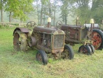 Some of Nobles Tractors