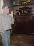 Joe O'Neal owner of Topaz mill