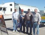 Ronwood, Bibbyman. Jeff B and Buzz sawyer