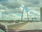 Leaving St. Louis. See ya next time!